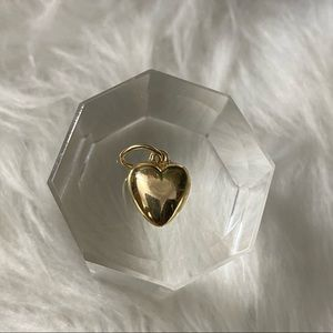 Jewelry - 14K Solid Gold Heart Pendant